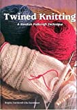 img - for Twined Knitting : A Swedish Folkcraft Technique book / textbook / text book