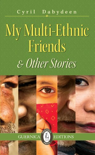 book cover of My Multi-Ethnic Friends