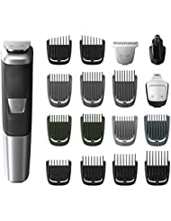 Philips Norelco Multi Groomer MG5750/49 - 18 piece,...