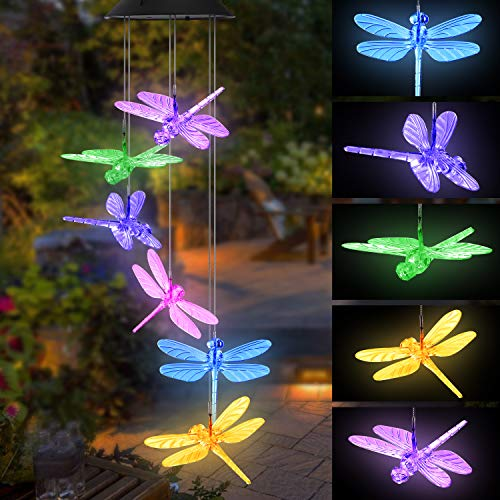 Dragonfly Patio Lights in US - 6
