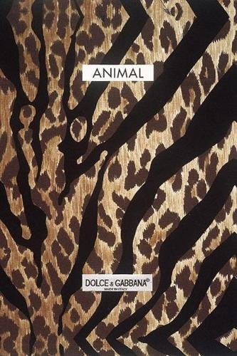 Last Second Costume Ideas For Guys (Dolce & Gabbana : Animal)