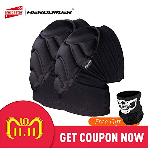 LUZE Motorcycle Protective Kneepad - Knee Pad Motorcycle
