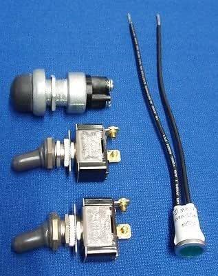 Lot Lincoln Sa 200 Sa-250 Distributor Plug Wires Taylor Pro /& Denso Spark Plugs