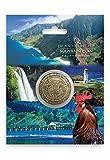 Souvenir Coin: Aloha Kauai - Bronze