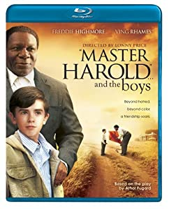 "Cover Image for '""Master Harold""... and the Boys'"