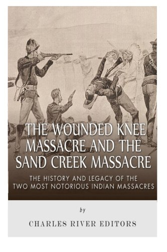 Bull Indian Print (The Wounded Knee Massacre and the Sand Creek Massacre: The History and Legacy of the Two Most Notorious Indian Massacres)