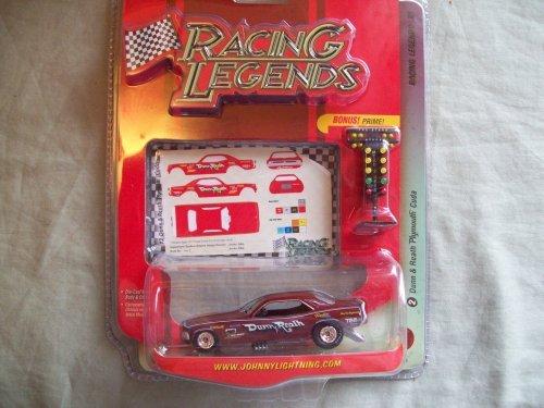 (Johnny Lightning Racing Legends R1 Dunn & Reath Plymouth Cuda)