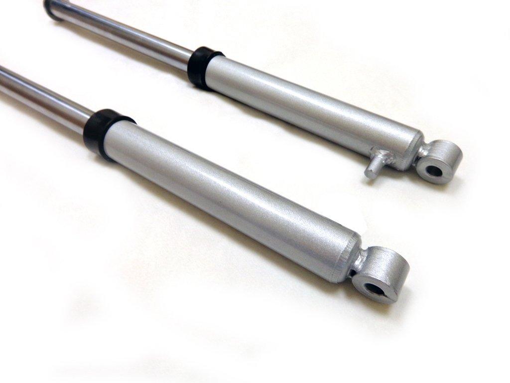 Pair of Front Fork Set Front Shock Set Front Strut Set for Yamaha PW50 PW 50