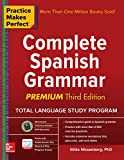 img - for Practice Makes Perfect: Complete Spanish Grammar, Premium Third Edition book / textbook / text book