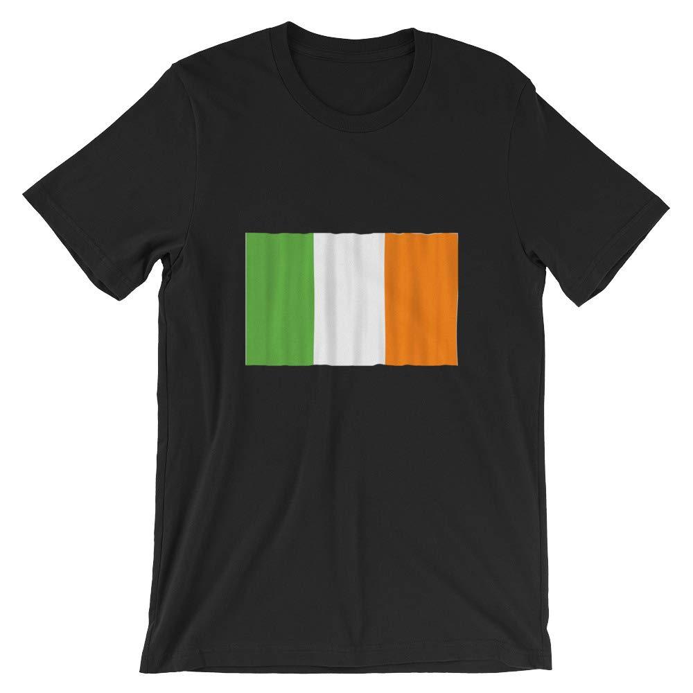 primeitemsstore St Patricks Day Irish Short-Sleeve Unisex T-Shirt Black