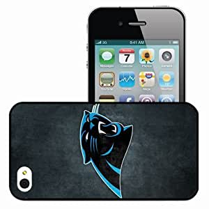 Personalized iPhone 6 plus 5.5 Cell phone Case/Cover Skin Nfl Carolina Panthers 8 Sport Black