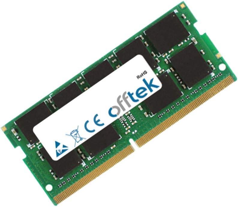 8GB RAM Memory for HP-Compaq Zbook 15u G4 Mobile Workstation (DDR4-19200 - ECC)