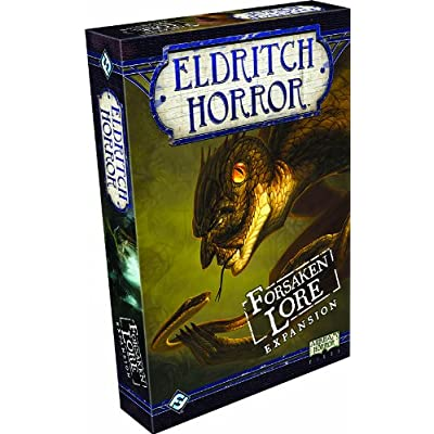 Eldritch Horror: Forsaken Lore: Unknown: Toys & Games