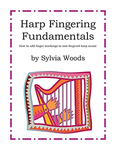 Harp Fingering Fundamentals: How to Add Finger Markings to Non-Fingered Harp Music ()