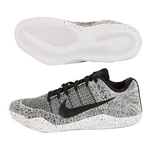 Nike Mens Kobe Xi Elite Low, Oreo-white / Black-black Oreo-white / Black-black