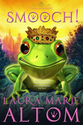 Smooch! A Sexy Frog Prince Fairy Tale (Frog Kingdom Book 1)