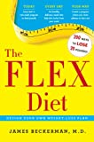 The Flex Diet, James Beckerman, 1439155690