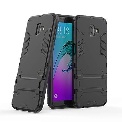 Amazon.com: DWaybox - Carcasa rígida híbrida para Samsung ...