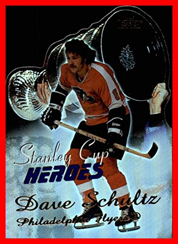 2003-04 Topps Stanley Cup Heroes #DS Dave Schultz PHILADELPHIA FLYERS