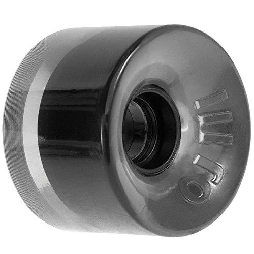 首謀者添付スイOJ Hot Juice Trans Black 78a Skateboard Wheel, 60 - mm by OJ's Wheels