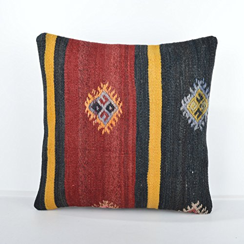 Kilim Pillow, Nk415, Kilim Pillow Cover, Turkish Pillow