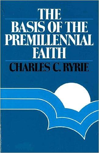 Book Basis of Premillennial Faith