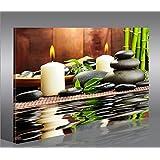 Impression sur toile Zen Stones 1p Image sur toile - Images - Photo - Tableau - Tableaux - déco murale