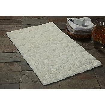 Amazon Com Saffron Fabs Bath Rug 100 Soft Cotton Size