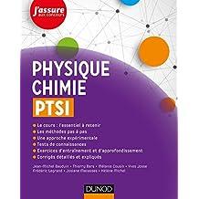 Physique-Chimie PTSI (J'assure aux concours) (French Edition)