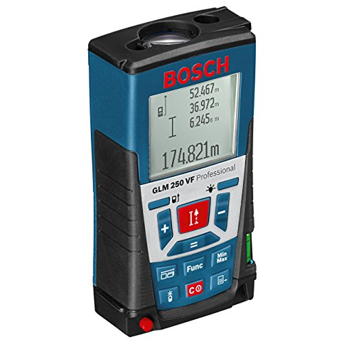Bosch GLM 250 VF Professional Review