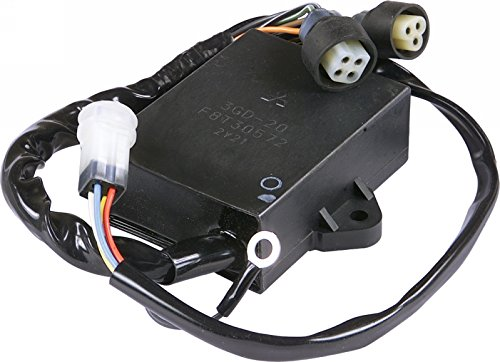 1983-1983 HONDA CB750SC Nighthawk RICK'S ELECTRIC, OE STYLE CDI BOX, Manufacturer: RICKS, Manufacturer Part Number: 15-101-AD, Stock Photo - Actual parts may vary.