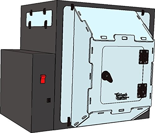 Enclosure For Lulzbot Mini 3d Printer W Top Plate