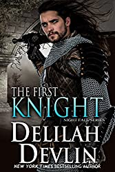 The First Knight (Night Fall Book 12)