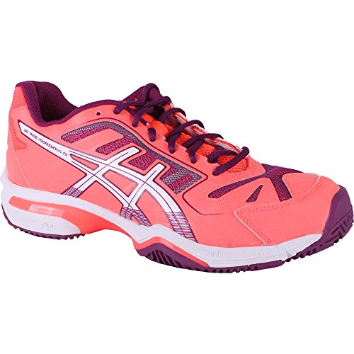 Asics – Gel Padel Professional 2 SG, couleur rouge, taille uk-3.5