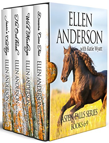 Anderson Collections Set - Box Set Aspen Falls Books 6 - 9: Historical Western Romance (Aspen Falls series Book 2)