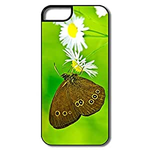 New Design Shell Funny Butterfly CloseUp For IPhone 5/5s