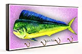 Brotherhood Salt Water Game Fish Mahi Mahi K9 Leash, Lure Hanger or Key Hanger