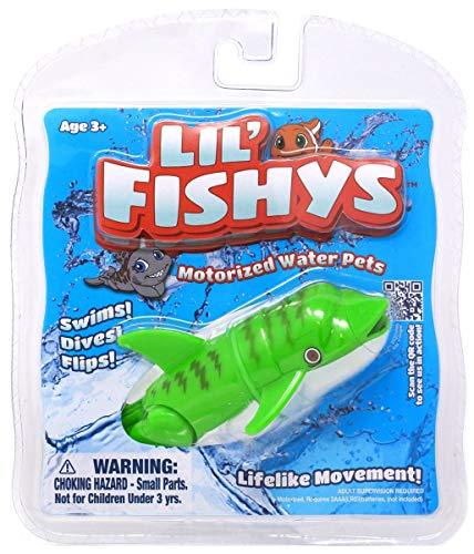 (Lil' Fishys Minis Motorized Water Pets Jitters)