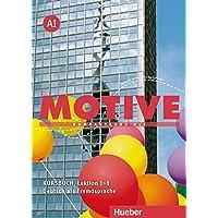 Motive. A1. Kursbuch. Lektion 1-8. Per le Scuole superiori. Con espansione online