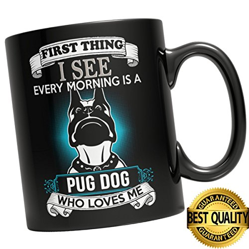 Big Bad Wolf In Grandma Dress Costumes (BEST QUALITY, I see every moning . . boxer dog MUG,11 ounces sized, by Stormcool)