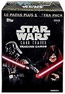 Topps Trading Cards - STAR WARS Card Trader - BLASTER BOX (11 Packs)