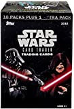 Topps Trading Cards - STAR WARS Card Trader - BLASTER BOX (11 Packs)