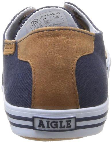 Aigle Backbay Herren Reitsportschuhe Blau - Bleu (Navy)
