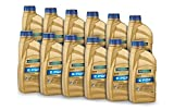 RAVENOL J1B1022-12 Electro-Hydraulic Power Steering Fluid - E-PSF Full Synthetic (1L, Case of 12)