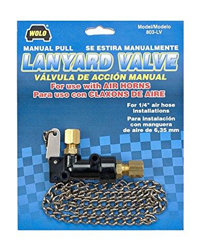 Valve Pull (Wolo 803-LV Lanyard Hand Pull Air Valve)