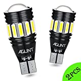 AGLINT 2x 921 LED Bulb Backup Reverse Lights 15-SMD Chipsets 912 T15 Non-Polarity Error Free Canbus Xenon White