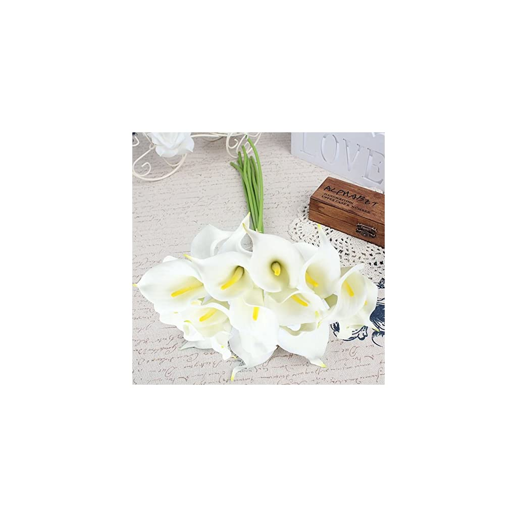 AerWo-Calla-Lily-Flower-Bouquet-Real-Touch-Decorative-Artificial-Flower-Wedding-Party-Festival-Decor-Off-White