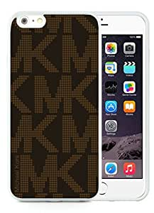 Great Quality M-K iPhone 6 Plus TPU Case ,Newest M-K 35 White iPhone 6 Plus 5.5 Inch Cover Case Unique And Beautiful Designed Phone Case