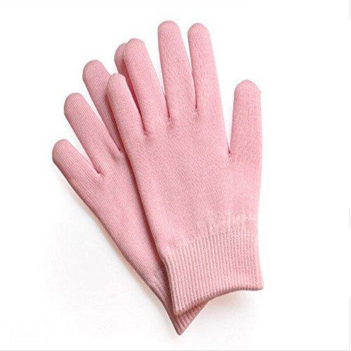 Gel Spa Gloves Pinkiou Soften Skin Moisturizing Treatment Hand Mask Care Gloves Best -4314
