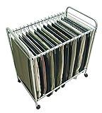 Jobar International Storage Dynamics RET3616 Rolling Pants Trolley Steel